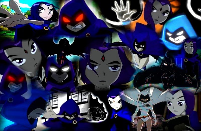 teen Raven fan titans site