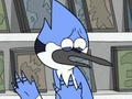 Mordecai best face ever - regular-show photo