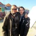 Revolution - Behind The Scenes - David Lyons and Mat Vairo - revolution-2012-tv-series photo