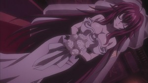 Rias Wedding Dress