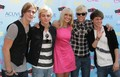 Rocky, Ross, Rydel, Riker and Ratliff