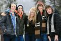 Ross, Riker, Rydel, Rocky and Ryland - riker-lynch photo