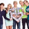 Ratliff, Rydel, Ross, Riker and Rocky. - riker-lynch photo