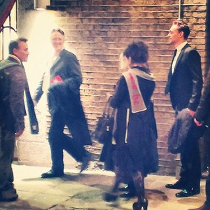 Rob, Tom Hiddleston, H.B. Carter