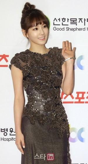 taeyeon संगीत awards