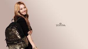 SNSD Hyoyeon Jestina Wallpaper