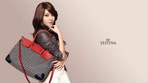 SNSD Sooyoung Jestina پیپر وال