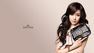 SNSD TIffany Jestina wallpaper