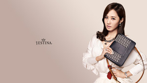 SNSD Yuri Jestina Wallpaper