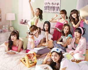 ♥ SNSD Will Be Forever ♥