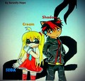 Shadeam  by SERENOPPS - sonic-couples photo