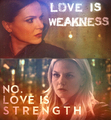 SQ love - regina-and-emma fan art