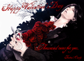 Happy Valentine's Day! 2014 - sebastian-michaelis fan art