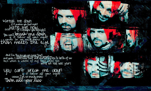 Seether wallpaper called Shaun Breakdown