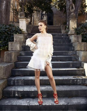 Serenay Sarikaya ♥ Photo Sessions ♥ Elle