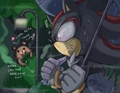 .:Hellu There:. - shadow-the-hedgehog photo