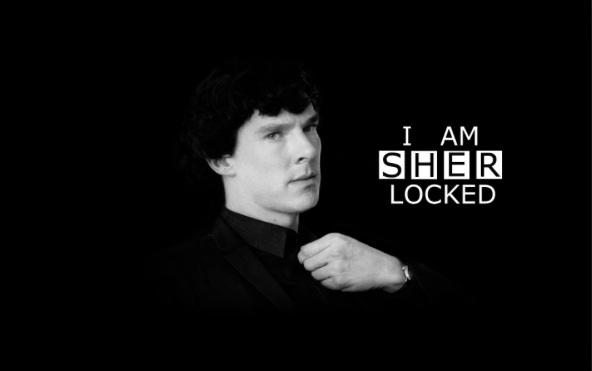 I Am Sherlocked Sherlock Holmes Sherlock Bbc1 Foto