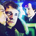 John, Moriarty and Sherlock [1x03]