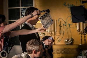 Sherlock - The Sign of Three: BTS Pics