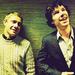 John and Sherlock [1x01]