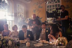 Sherlock - The Sign of Three: Bangtan Boys Pics
