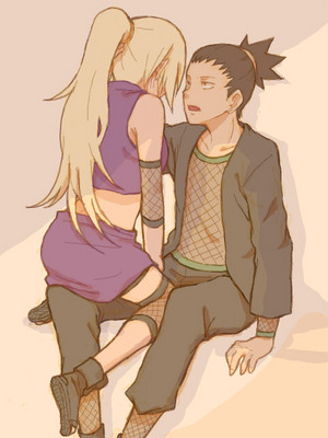 Shikamaru and Ino