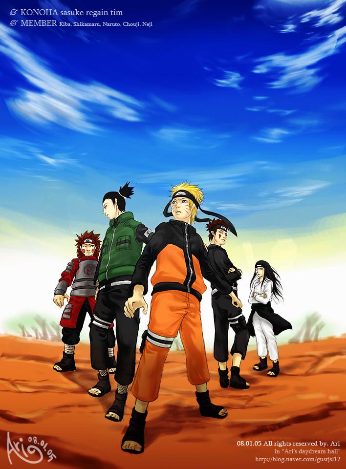 Shikamaru Images Shikamaru Naruto Choji Rock Lee And Gaara Hd