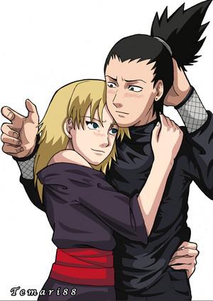奈良シカマル and Temari