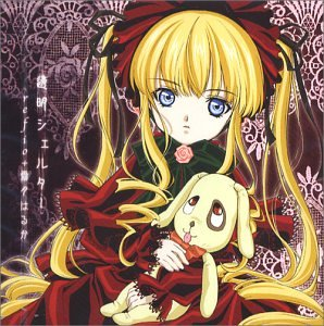 Shinku and Kun-kun