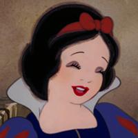 Snow White Happy :D
