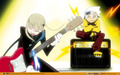 Maka Playing the Guitar  - soul-eater photo