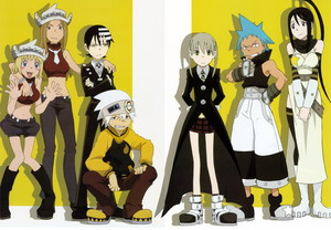 Soul Eater Cast