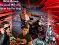 Steven Mcqueen - the-vampire-diaries fan art