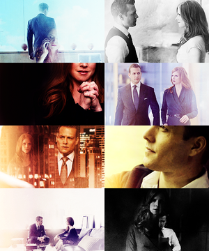 Donna and Harvey