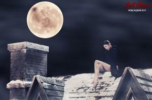 Sunmi teaser image 'Full Moon'