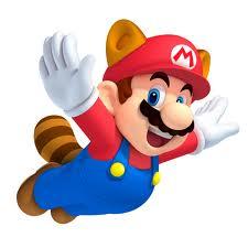 Super Mario Tanuki