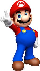 Super Mario Reaches Goal