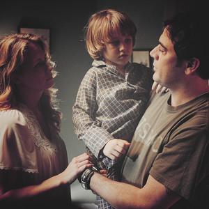 Dean, John and Mary