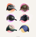 Bobby's Hats  - supernatural fan art