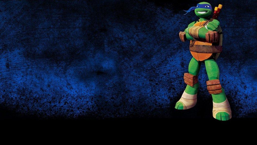 Tmnt 2012 Leo Teenage Mutant Ninja Turtles Foto 36589211 Fanpop