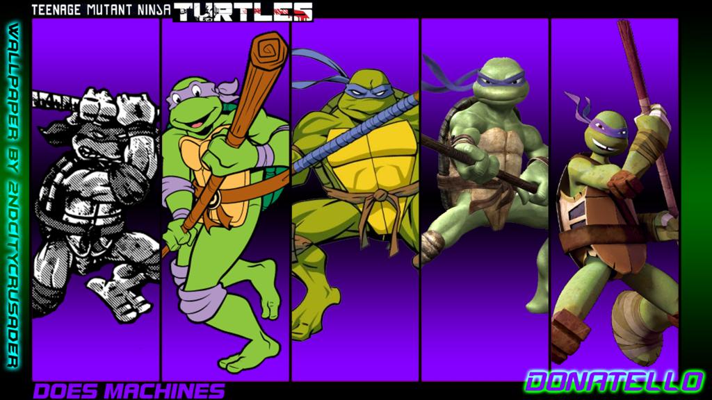 Tmnt Generations Donatello Teenage Mutant Ninja Turtles 사진