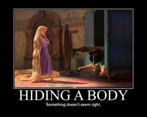 Hiding a body