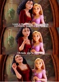 You're here too!  - tangled photo