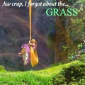 Rapunzel icon  - tangled photo