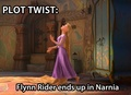 PLOT TWIST - tangled photo