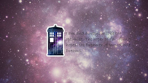 Tardis wallpaper