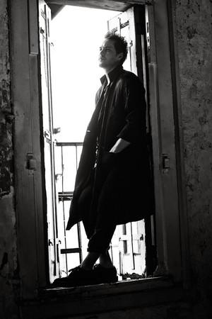 Taylor Kitsch// Interview Magazine