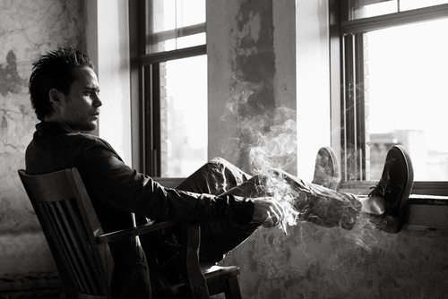 Taylor Kitsch wallpaper entitled Taylor Kitsch// Interview Magazine