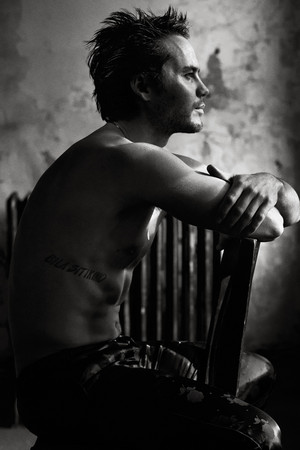 Taylor Kitsch// Interview Magazine