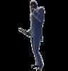 Blu spy (le smoke)
